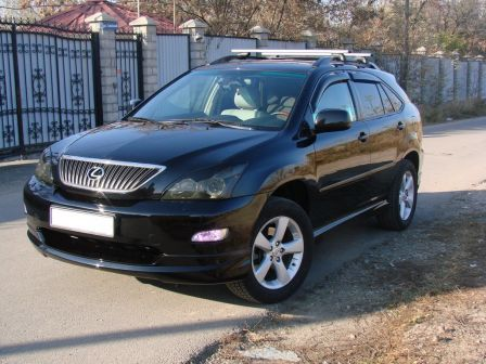 Lexus RX330 2006 - отзыв владельца