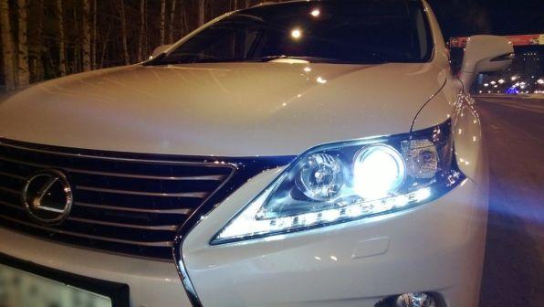 Lexus RX350 2012 - отзыв владельца