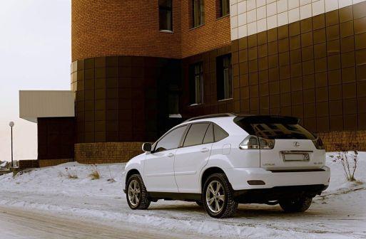 Lexus RX400h 2005 - отзыв владельца