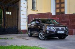 Lexus RX450h, 2012