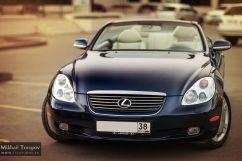 Lexus SC430, 2005