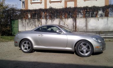 Lexus SC430 2004 отзыв автора | Дата публикации 03.12.2010.