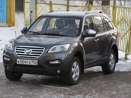 Lifan X60 2012 - отзыв владельца