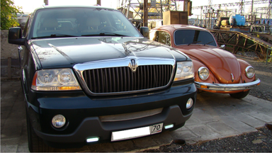 Lincoln Aviator, 2003