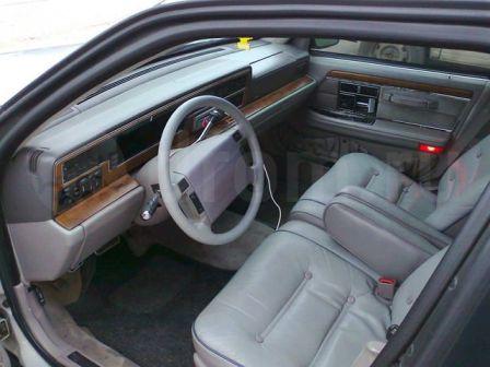 Lincoln Continental 1990 - отзыв владельца