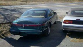 Lincoln Mark VIII, 1993