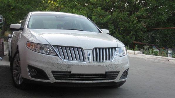 Lincoln MKS 2008 - отзыв владельца