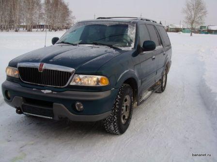 Lincoln Navigator 1998 - отзыв владельца