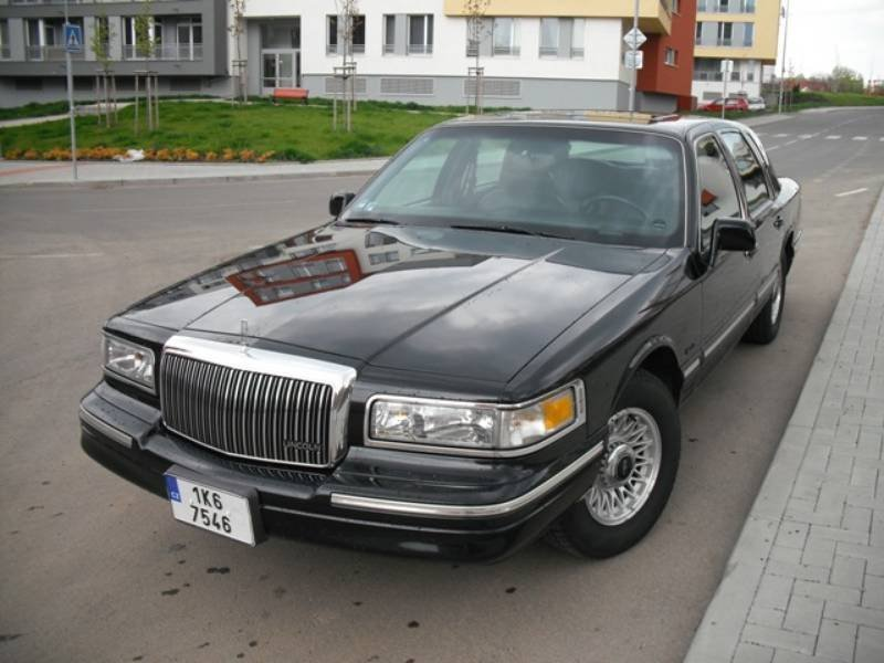 1997 4 6 lincoln town car 1997. Black Bedroom Furniture Sets. Home Design Ideas