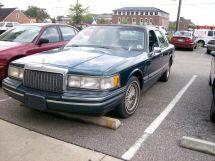 Lincoln Town Car, 1994