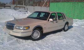 Lincoln Town Car, 1997