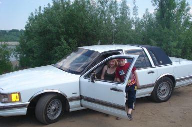 Lincoln Town Car, 1990