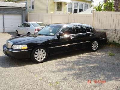 Lincoln Town Car 2003 - отзыв владельца