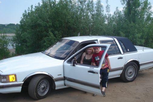 Lincoln Town Car 1990 - отзыв владельца