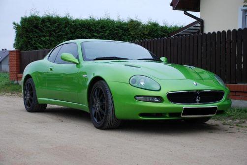 Maserati 3200GT 2001 - отзыв владельца