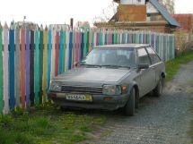 Mazda 323, 1983