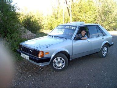 Mazda 323, 1981