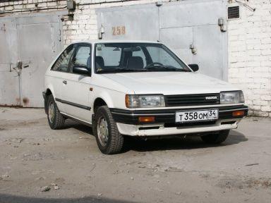 Mazda 323 1985 отзыв автора | Дата публикации 16.02.2010.