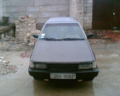 Mazda 323, 1987