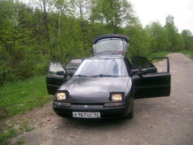 Mazda 323, 1991