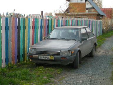 Mazda 323 1983 отзыв автора | Дата публикации 13.12.2011.