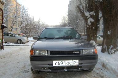 Mazda 323 1990 отзыв автора | Дата публикации 24.03.2012.
