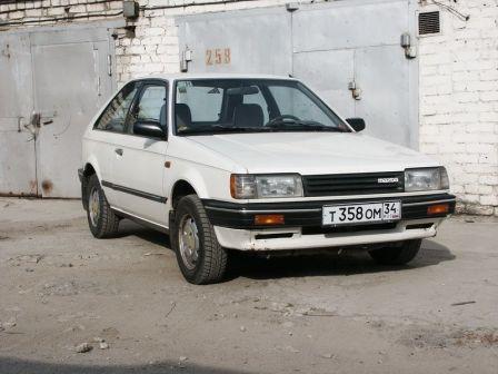 Mazda 323 1985 - отзыв владельца
