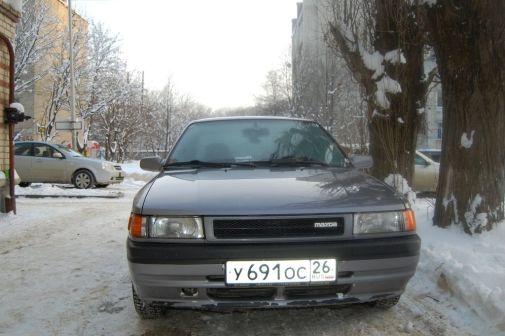 Mazda 323 1990 - отзыв владельца