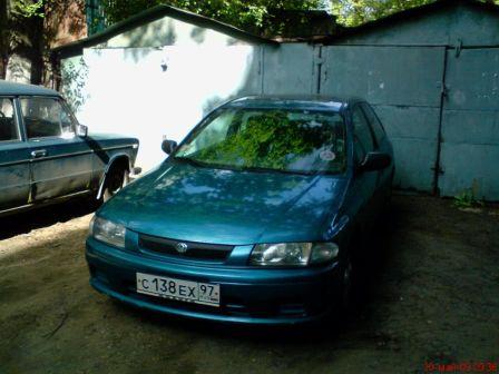 Mazda 323 1997 - отзыв владельца
