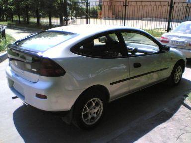 Mazda 323C, 1996