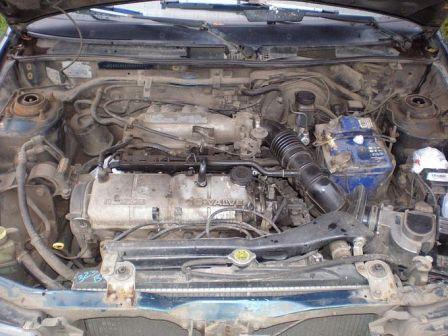 Mazda 323C 1994 - отзыв владельца