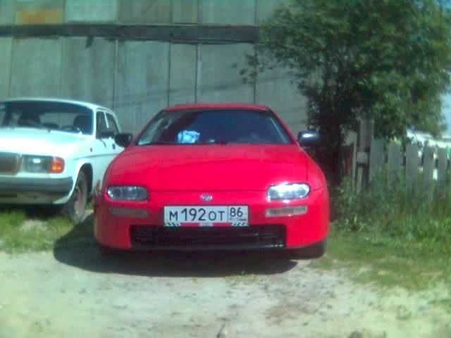 mazda 323 1997 г. отзывы