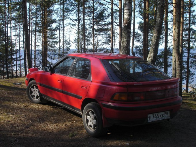 mazda 323 f iv (bg) 90 год отзывы