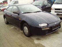 Mazda 323F, 1996