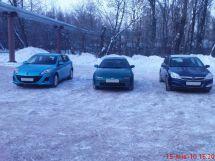 Mazda 323F, 1997