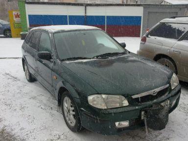 Mazda 323F, 0