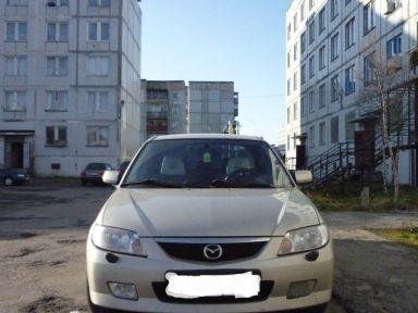 Mazda 323F, 2001