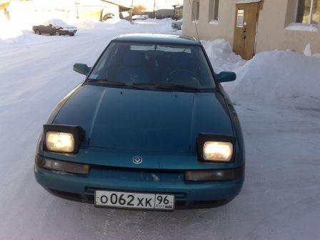 Mazda 323F 1991 - отзыв владельца
