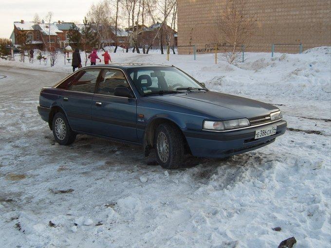 mazda 626 1990 ремонт акб