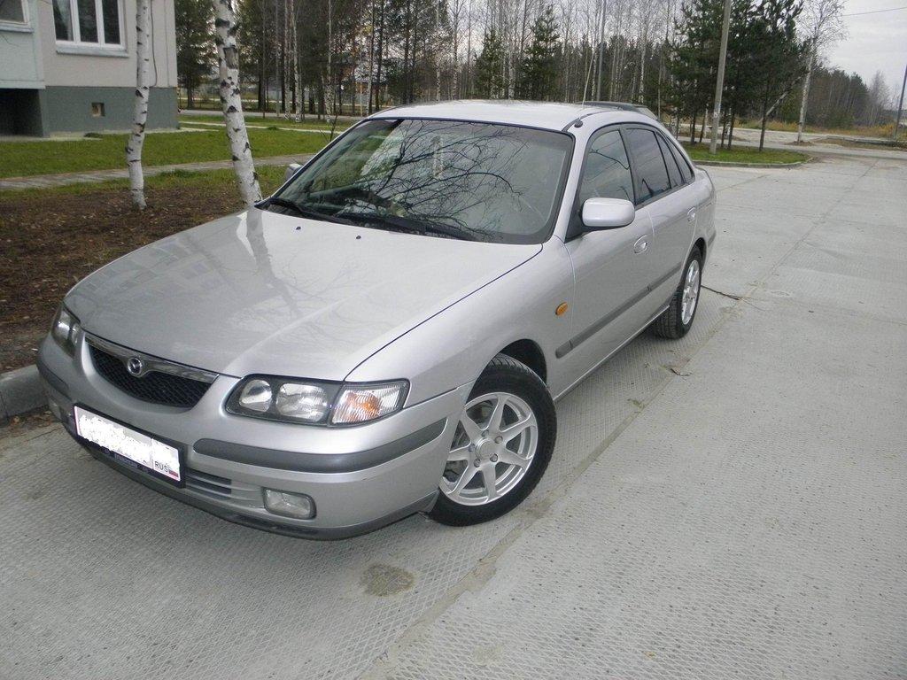 Mazda 626 1998, Всем привет, Седан, FS 115 л.с., Югорск ...