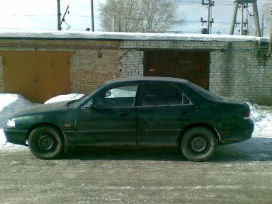 Mazda 626, 1994
