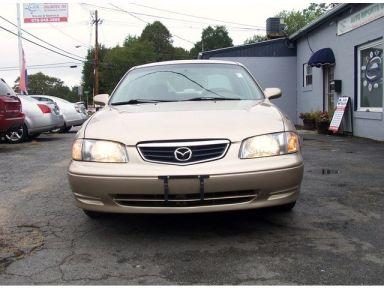 Mazda 626 2001 отзыв автора | Дата публикации 28.09.2011.
