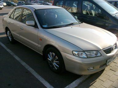 Mazda 626 2001 отзыв автора | Дата публикации 01.03.2013.