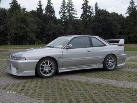 Mazda 626 1990 - отзыв владельца