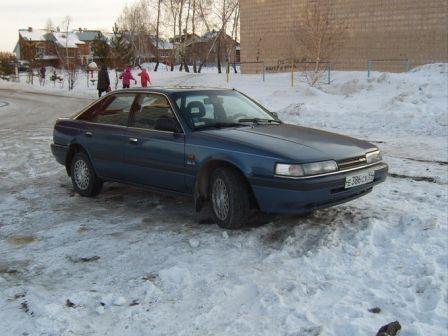 Mazda 626 1989 - отзыв владельца