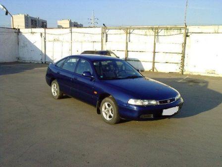 Mazda 626 1996 - отзыв владельца