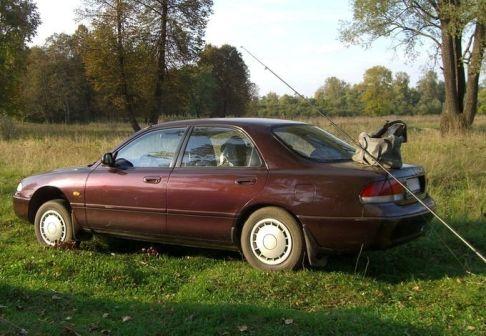 Mazda 626 1991 - отзыв владельца