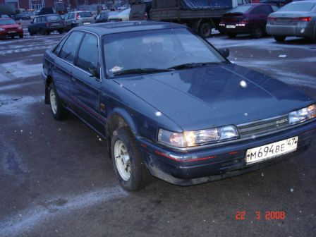 Mazda 626 1988 - отзыв владельца