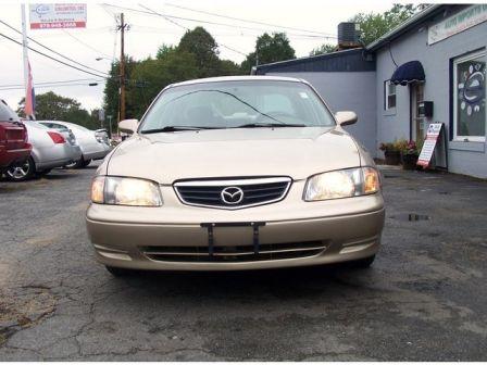 Mazda 626 2001 - отзыв владельца