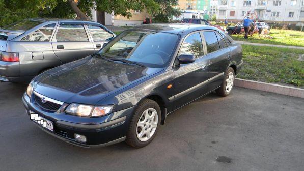 Mazda 626 1999 - отзыв владельца